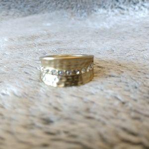 NEW!! Premier Designs Sz 8 Mila Ring